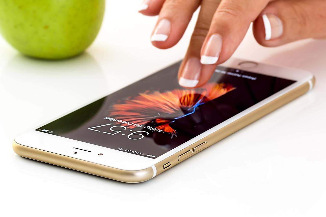 Zmień swój telefon za pomocą aplikacji